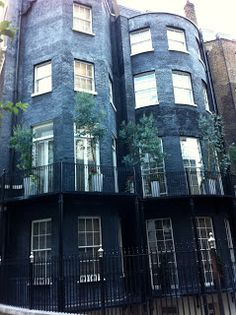 9 Curzon Place, Mayfair. Mama Cass and Keith Moon both died in Flat 12, four years apart.