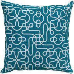 Rizzy Home Reversible Cotton Throw Pillow