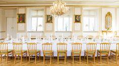 The dinningroom in Holckenhavn, Nyborg - Fyn #visitfyn #fairytalefyn #denmark