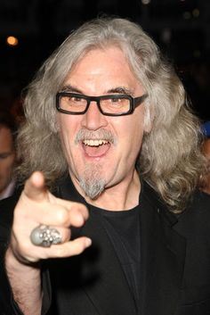 Billy Connolly. his voice is the best