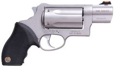 "North American Firearms   Taurus 2441039TC Judge Tracker Public Defender 410/45LC 2"" 5rd Ribber Grip MSS"