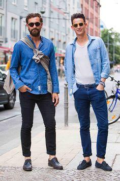 #Berlin #Streetstyle #Menswear #Mensstyle #MONOBI