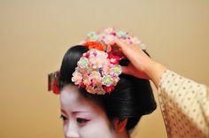 かんざし(Kanzashi)hair accessory