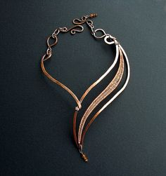 Copper Curve by Ruth Jensen, via Flickr