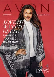 Avon Campaign 23 Brochure and Holiday Preview!