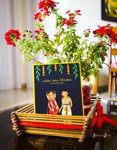 Cute Indian Cartoon Wedding Invitation Card and all its details - Indian Wedding Invitation Cards, Unique Wedding Invitations, Wedding Cards, Invites, Budget Wedding, Wedding Planning, Wedding Ideas, Wedding Dress Necklines, Wedding Function