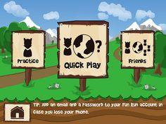 Fun Run - Multiplayer Race Main Menu: screenshots, UI