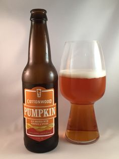 Cottonwood Pumpkin Ale - Foothills Brewing