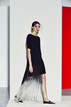 Camilla and Marc Resort 2015 Collection, fringes. Image via Style.com