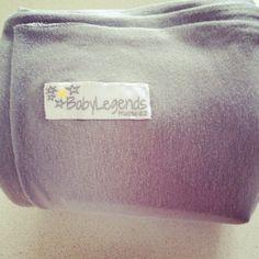 Grey Hugsee. To order email info@babylegends.co.za