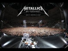MetallicA - By Request South America Live 2014 - By MALVINAS