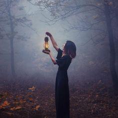 Фотограф Лобанова Екатерина (Ekaterina Lobanova) - Mystical forest #2125081. 35PHOTO