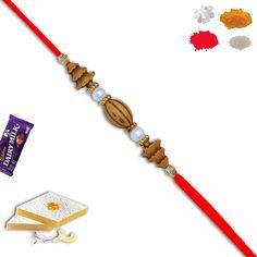 #Fancy #beadrakhi www.rakhistoreonl... @rakhistore Saved by
