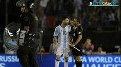 Revoca Squalifica Messi: Tutto il Mondo è Paese
