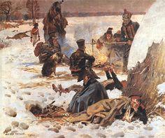 24-29 ноября 1812 года. Березина. - КниЖЖка с картинками