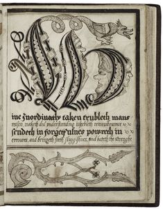 A Booke of Diverse Devices https://www.flickr.com/photos/bibliodyssey/3382240281/in/album-72157615853343188/ Thomas Fella c. 1585-1598, 1622.