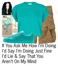 """On My Mind--"" by ja-la ❤ liked on Polyvore featuring Casetify, Old Navy and River Island"