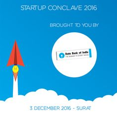 START UP CONCLAVE HAPPENING TOMORROW! #Conclave2016 #Event #CityShorSurat