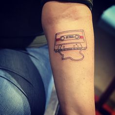 Modern Art Tattoos, Cute Tiny Tattoos, Mixtape, Tatting, Piercings, Tattoo Ideas, Music, Clothing, Animals