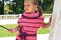 Ravelry: Modern Pixie Sweater pattern by Elena Nodel