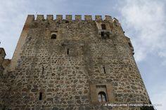 Mira Toledo: Vieja muralla guerrera