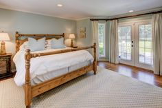 Town & Country Real Estate - Quogue | #TownandCountryRealEState #Quogue #RealEstate #Home #Bedroom