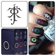 I like the JRR Tolkien symbol