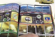 El Cacique es el único equipo chileno en el Álbum de la FIFA - dalealbo.cl