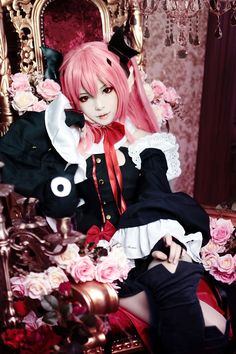 Misa(Misa*米砂) Kururu Cosplay Photo - Cure WorldCosplay