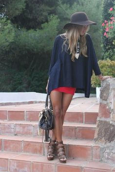 Poncho style, City style, chilly style, comfortable, casual chic fashion