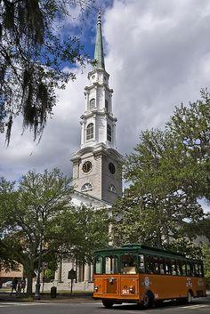 Independent Presbyterian Church - Savannah, GA by anadelmann, via Flickr