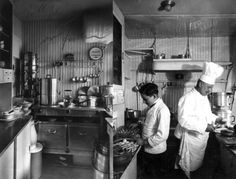 Kitchen - The Most Astounding Airships, Dirigibles and Zeppelins in History