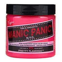 My second favorite Manic Panic color - Pretty Flamingo™