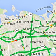 traffic long island memorial day weekend