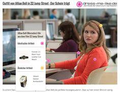 Jillian Bell (Mercedes) Forever 21 Uhr aus dem Film 22 Jump Street