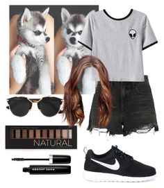 """Have a new dog "" by emma-horan-73 on Polyvore featuring mode, Alexander Wang, Chicnova Fashion, Forever 21, NIKE, Christian Dior et Marc Jacobs"