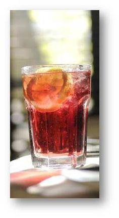 Refreshing Sandeman Lemonade