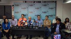 La MUD pidió a mediadores permanecer en el país - http://www.notiexpresscolor.com/2016/11/30/la-mud-pidio-a-mediadores-permanecer-en-el-pais/