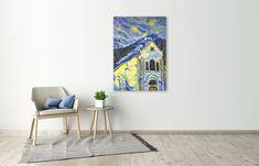 Saint Michel church in Chamonix digital art print Church in | Etsy Printing Services, Online Printing, Oil Paintings, Original Paintings, Digital Prints, Digital Art, Unicorn Painting, Lake Painting, Beautiful Paintings