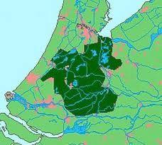 3740ab6ec94 Het Groene Hart in een natuurgebied in de Randstad, het ligt tussen de  steden Den