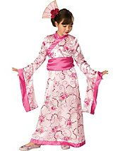 She'll feel like Mulan in our Girls Japanese Princess costume this Halloween. The kids kimono is a geisha style Halloween costume. Slip on an Asian style dress for a great international costume! Princess Costumes For Girls, Princess Dress Up, Princess Girl, Halloween Costumes For Girls, Girl Costumes, Animal Costumes, Costume Halloween, Mulan Costumes, Princess Barbie