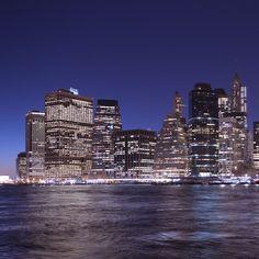 View on Night City / Photo by Pavel Bendov