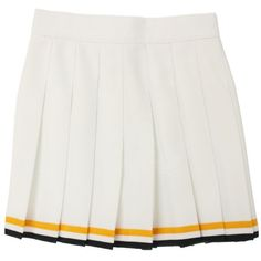 usk0038.jpg (1000×1000) ❤ liked on Polyvore featuring skirts, bottoms, clothing - skirts, white and white skirt
