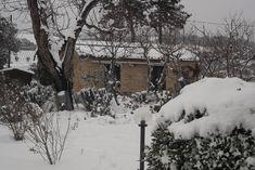 il mondo di Verde quiete: La magica neve è arrivata a Verde quiete