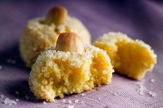 NYT Cooking: Almond-Lemon Macaroons (Almendrados)