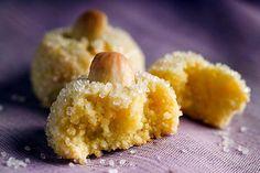NYT Cooking: Almond-Lemon Macaroons (Almendrados)