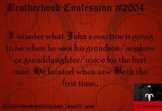 BDB Confession #2004