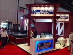 Waterjet Corporation introduces the Classica 5 Axis Edge 5 at Dubai Big 5 Show 2015