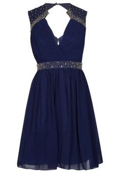 Little Mistress - Cocktailkleid / festliches Kleid - navy