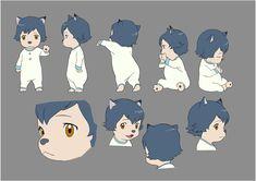 Wolf Children Ame, Japanese Animated Movies, Deer Art, Anime Wolf, Anime People, Anime Style, Manga Art, Cute Drawings, Chibi